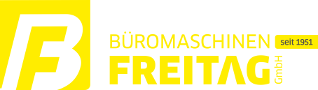 Logo von Büromaschinen Freitag GmbH